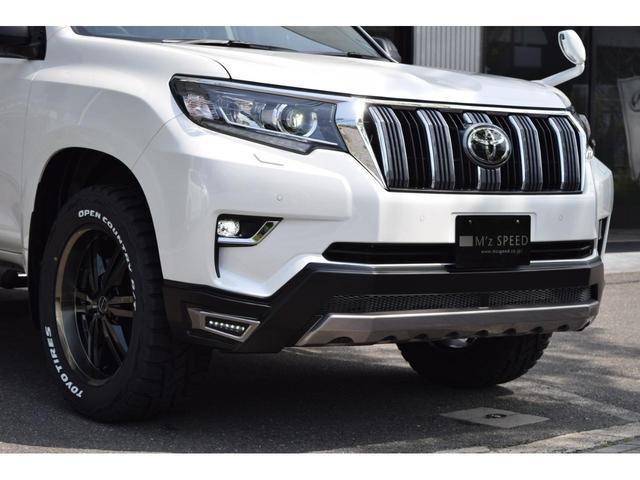 TX Lパッケージ ZEUS新車カスタムコンプリートカー・エアロ2点・JAOSサイドステップ・ドアミラーカバー・20AW・マフラー・KADDISラック・アルパインナビ・ETC・Bカメラ・ムーンルーフ・クリアランスソナー(11枚目)