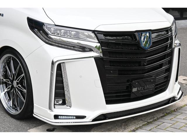 エグゼクティブラウンジS ZEUS新車カスタムコンプリートカー・エアロ3点・グリル・FT・車高調・22インチ・マフラー・メッキピラー・10.5型ディスプレイ・置くだけ充電・ツインムーンルーフ・ITS・ACコンセント(14枚目)