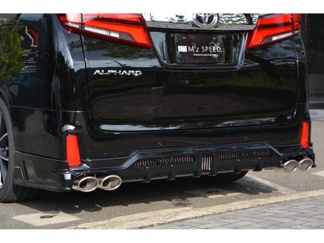 2.5S ZEUS新車カスタムコンプリートカー・エアロ3点・ダウンサス・20インチ・マフラー・9型ディスプレイ・ETC2.0(14枚目)