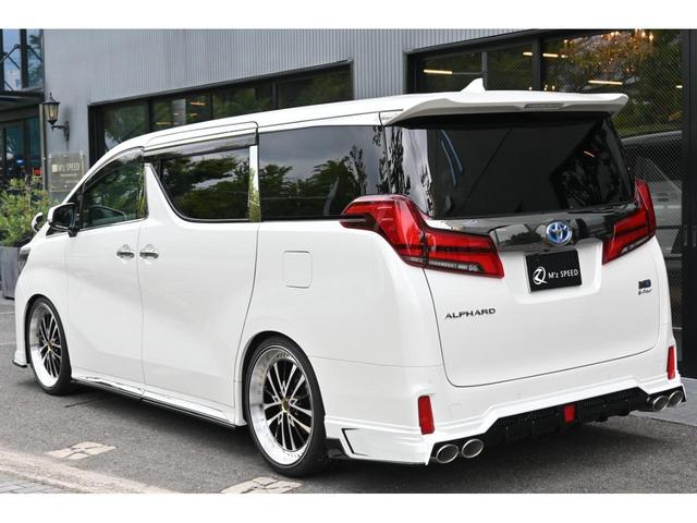 S タイプゴールドII ZEUS新車カスタムコンプリートカー・エアロ3点・車高調・22インチ・グリル・FT・ピラー・マフラー・LEDバックフォグ・9型ディスプレイ・T-Connectナビキット・ETC2.0・ムーンルーフ(5枚目)
