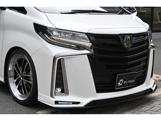 S タイプゴールドII ZEUS新車カスタムコンプリートカー・エアロ3点・車高調・22インチ・グリル・FT・ピラー・マフラー・LEDバックフォグ・9型ディスプレイ・T-Connectナビキット・ETC2.0・ムーンルーフ(13枚目)