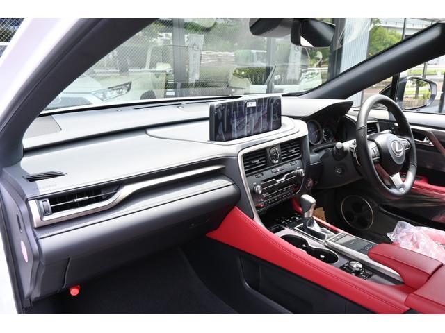 RX300 Fスポーツ ZEUS新車カスタムコンプリートカー・エアロ3点・Rゲートウィング・デイライトガーニッシュ・ダウンサス・22インチ・4本出マフラー・パノラミックビュー・アダプティブハイビーム(25枚目)