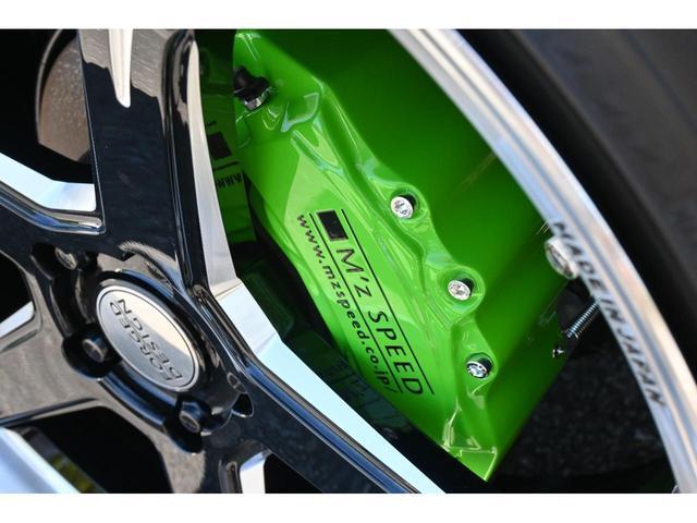 G エムズスピード ZEUS新車カスタムコンプリートカー・エアロ3点・AESグリル・RW・車高調・カーボンピラー・22インチ・チタンマフラー・12.3型ナビ・ETC2.0・キャリパーカバー(11枚目)