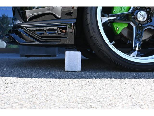 G エムズスピード ZEUS新車カスタムコンプリートカー・エアロ3点・AESグリル・RW・車高調・カーボンピラー・22インチ・チタンマフラー・12.3型ナビ・ETC2.0・キャリパーカバー(13枚目)