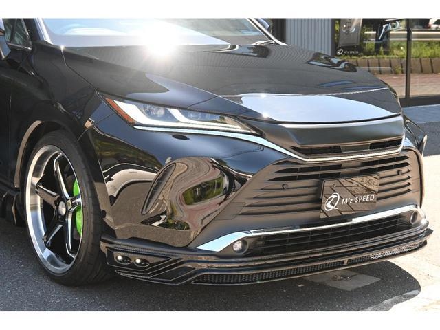 G エムズスピード ZEUS新車カスタムコンプリートカー・エアロ3点・AESグリル・RW・車高調・カーボンピラー・22インチ・チタンマフラー・12.3型ナビ・ETC2.0・キャリパーカバー(14枚目)
