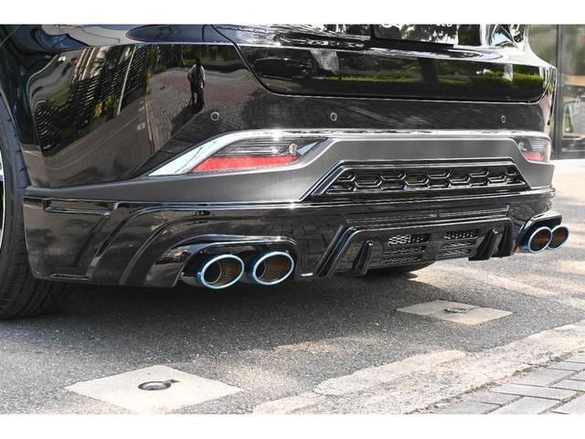 G エムズスピード ZEUS新車カスタムコンプリートカー・エアロ3点・AESグリル・RW・車高調・カーボンピラー・22インチ・チタンマフラー・12.3型ナビ・ETC2.0・キャリパーカバー(19枚目)