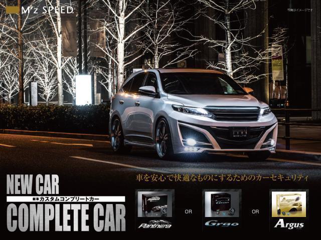 G エムズスピード ZEUS新車カスタムコンプリートカー・エアロ3点・AESグリル・RW・車高調・カーボンピラー・22インチ・チタンマフラー・12.3型ナビ・ETC2.0・キャリパーカバー(34枚目)