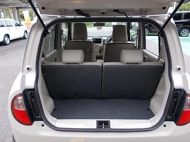 X CD・ベンチシート・純正アルミ・HID・スマートーキー・アイドリングストップ・運転席シートヒーター・盗難防止装置(18枚目)