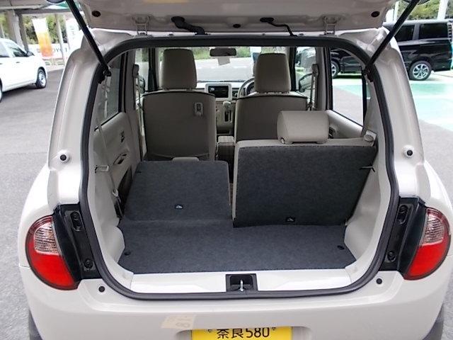 X CD・ベンチシート・純正アルミ・HID・スマートーキー・アイドリングストップ・運転席シートヒーター・盗難防止装置(19枚目)