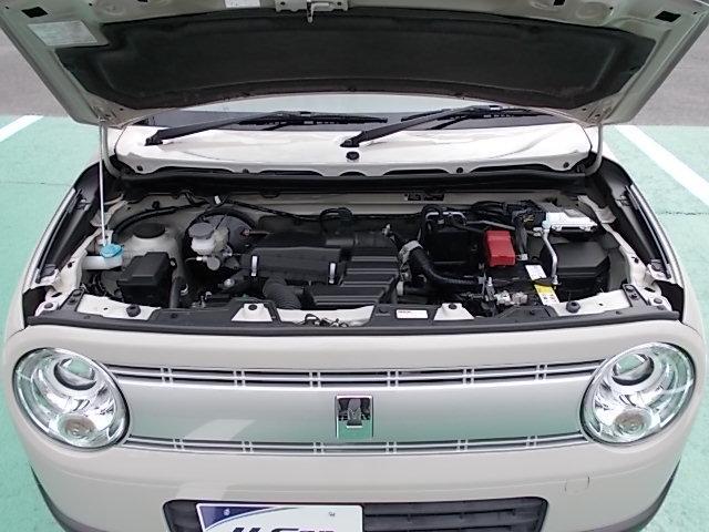 X CD・ベンチシート・純正アルミ・HID・スマートーキー・アイドリングストップ・運転席シートヒーター・盗難防止装置(24枚目)