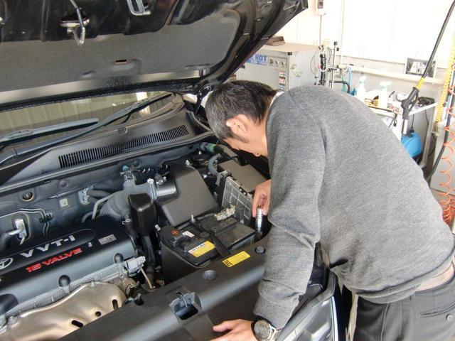 X CD・ベンチシート・純正アルミ・HID・スマートーキー・アイドリングストップ・運転席シートヒーター・盗難防止装置(38枚目)