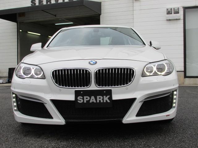 BMW BMW 528iBEAMコンプリートカーワンオーナーベージュレザー