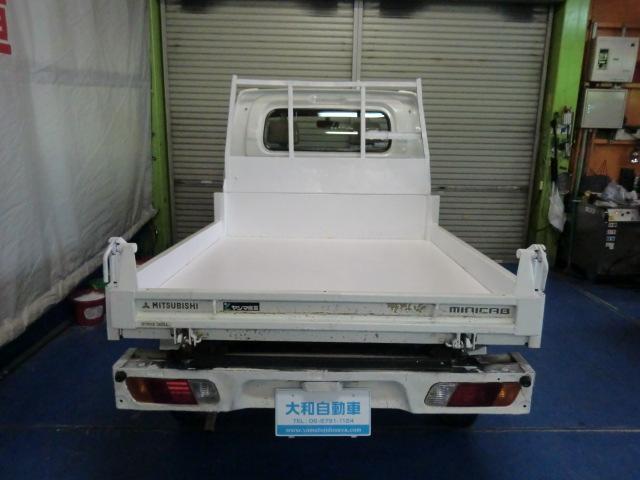 三菱 ミニキャブトラック ダンプ