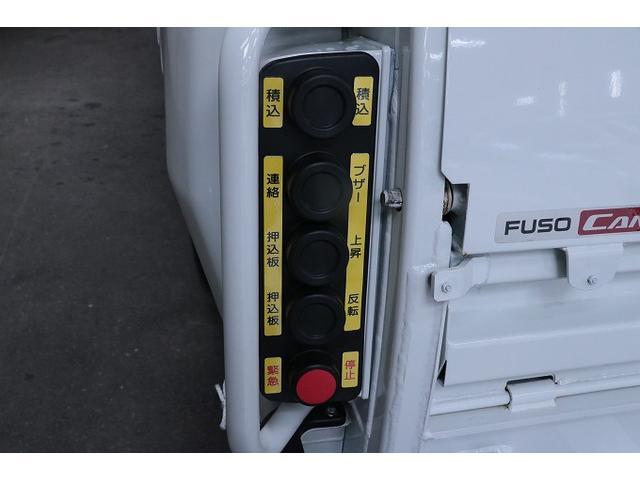 パッカー2t 塵芥車 キャリア 極東4.3立米 新車保証有(12枚目)