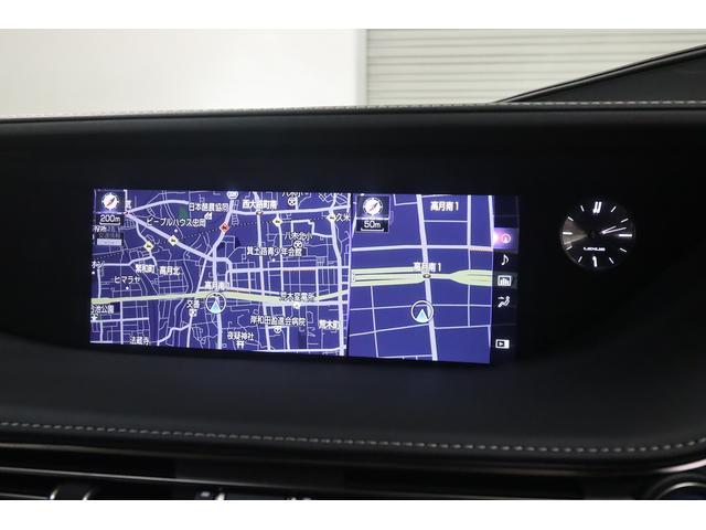 LS500h エグゼクティブ 茶革シート リアエンターテイメント Marklevinsonサウンド ヘッドアップディスプレイ 全席シートヒーター&ベンチレーター デジタルインナーミラー パドルシフト 純正フルセグHDDナビ(10枚目)