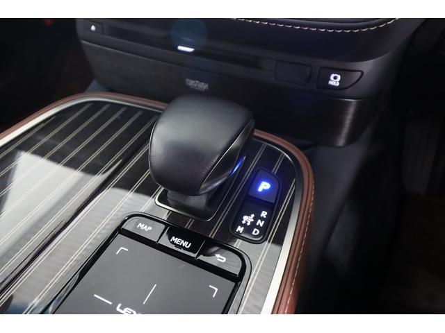 LS500h エグゼクティブ 茶革シート リアエンターテイメント Marklevinsonサウンド ヘッドアップディスプレイ 全席シートヒーター&ベンチレーター デジタルインナーミラー パドルシフト 純正フルセグHDDナビ(11枚目)