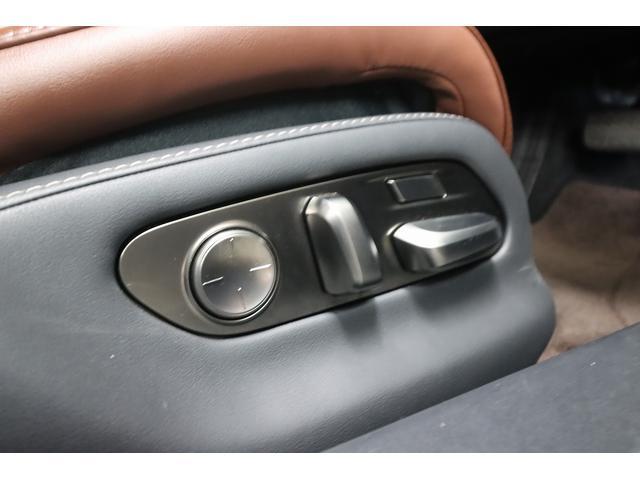 LS500h エグゼクティブ 茶革シート リアエンターテイメント Marklevinsonサウンド ヘッドアップディスプレイ 全席シートヒーター&ベンチレーター デジタルインナーミラー パドルシフト 純正フルセグHDDナビ(23枚目)
