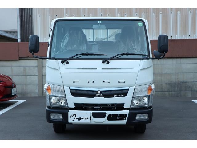 Wキャブ全低床 リアヒーター/衝突軽減ブレーキ/車両安定制御装置/左電格ミラー/Rダブルタイヤ/アドブル使用車/純正デッキ/AUX/ワンオーナー(6枚目)