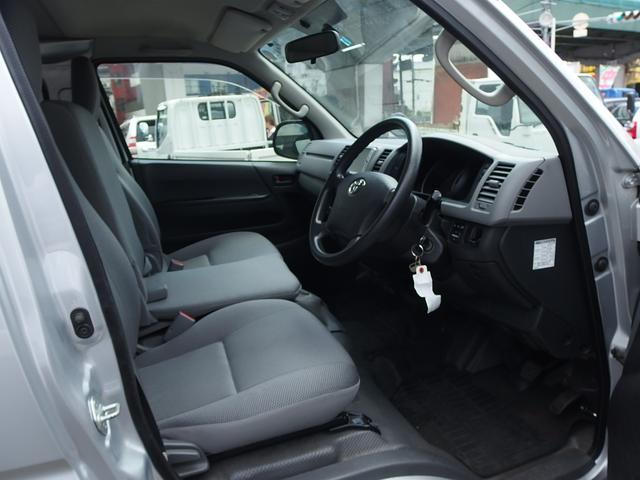 トヨタ ハイエースバン ロングDX GLパッケージ5D ナビTV