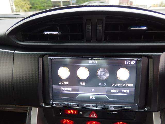Bluetooth 携帯ハンズフリー 車両情報 FM/AM