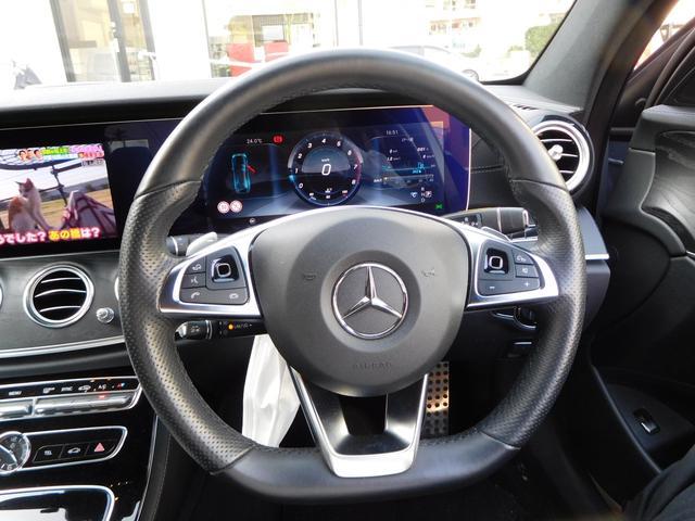 E200 アバンギャルド スポーツ ドライブパイロット 360度カメラナビゲーション ビルトインUSB/VTRコネクタ Bluetooth ドライブレコーダー レーダークルーズコントロール ブルメスタサウンド(8枚目)