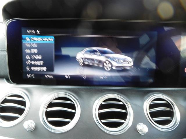 E200 アバンギャルド スポーツ ドライブパイロット 360度カメラナビゲーション ビルトインUSB/VTRコネクタ Bluetooth ドライブレコーダー レーダークルーズコントロール ブルメスタサウンド(13枚目)