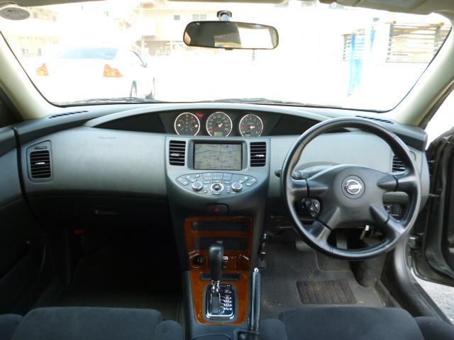 日産 プリメーラワゴン W20G ナビ ETC