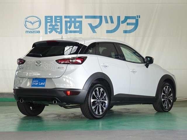 「マツダ」「CX-3」「SUV・クロカン」「大阪府」の中古車2