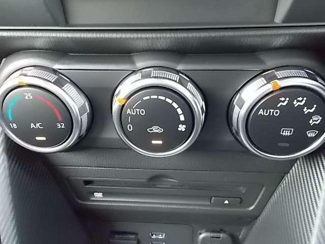 車内快適オートエアコン