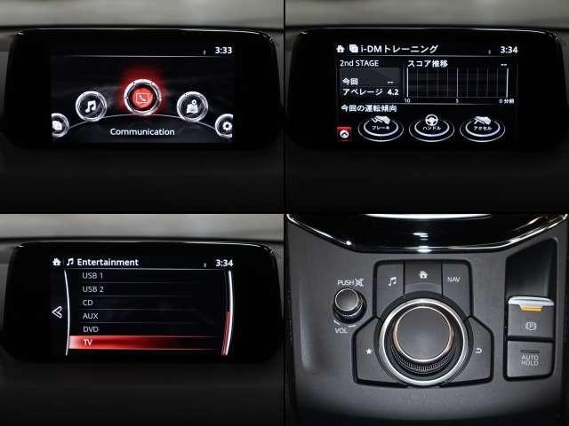 2.0 20S マツダ認定中古車 サポカー 衝突被害軽減システム 車間認知支援システム レーダークルーズコントロール ブラインドスポットモニタリング ハイビームコントロール 360度ビューカメラ(5枚目)
