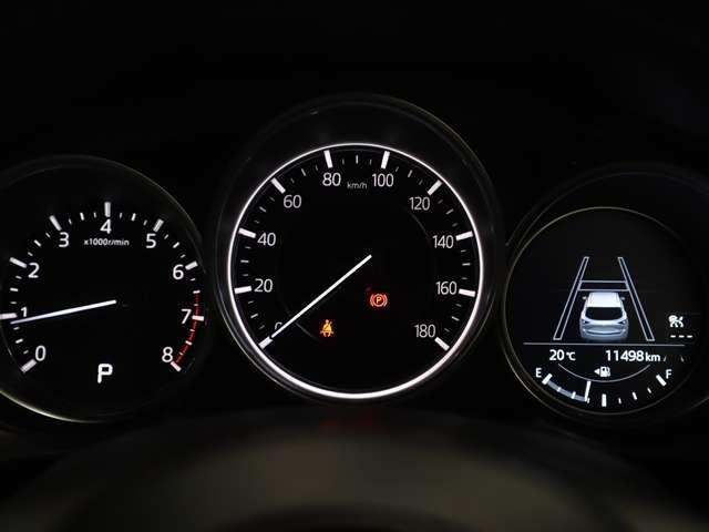 2.0 20S マツダ認定中古車 サポカー 衝突被害軽減システム 車間認知支援システム レーダークルーズコントロール ブラインドスポットモニタリング ハイビームコントロール 360度ビューカメラ(7枚目)