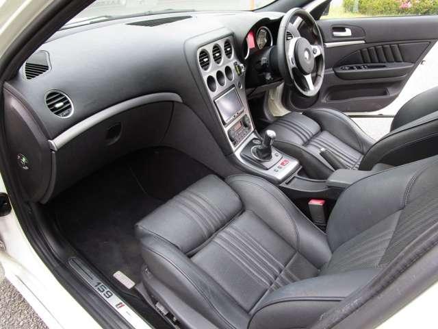 2.2 JTS セレスピード TI ワンオーナー車ナビ・ETC・黒革Ti専用シート・専用ステアリング(6枚目)