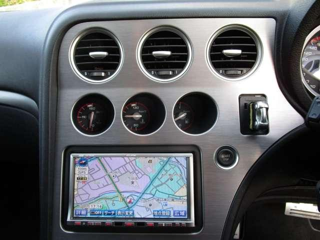 2.2 JTS セレスピード TI ワンオーナー車ナビ・ETC・黒革Ti専用シート・専用ステアリング(7枚目)