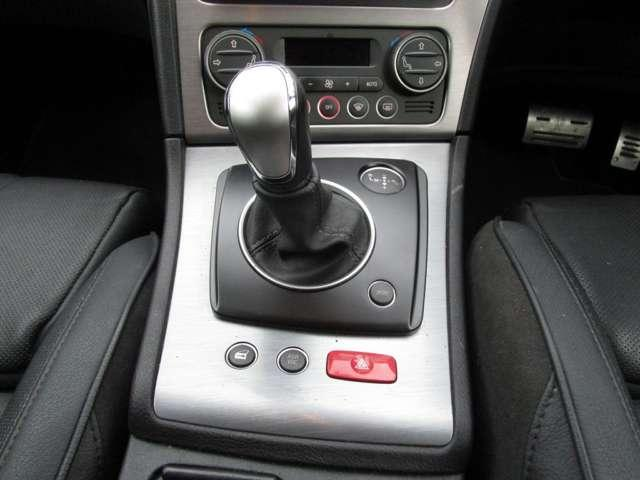 2.2 JTS セレスピード TI ワンオーナー車ナビ・ETC・黒革Ti専用シート・専用ステアリング(8枚目)