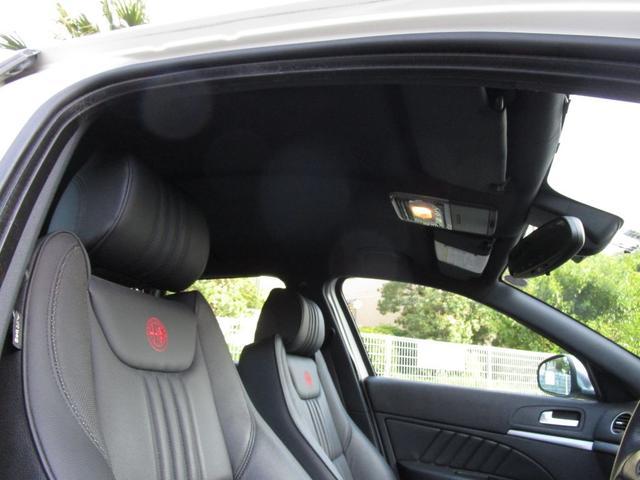 2.2 JTS セレスピード TI ワンオーナー車ナビ・ETC・黒革Ti専用シート・専用ステアリング(22枚目)
