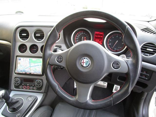 2.2 JTS セレスピード TI ワンオーナー車ナビ・ETC・黒革Ti専用シート・専用ステアリング(23枚目)