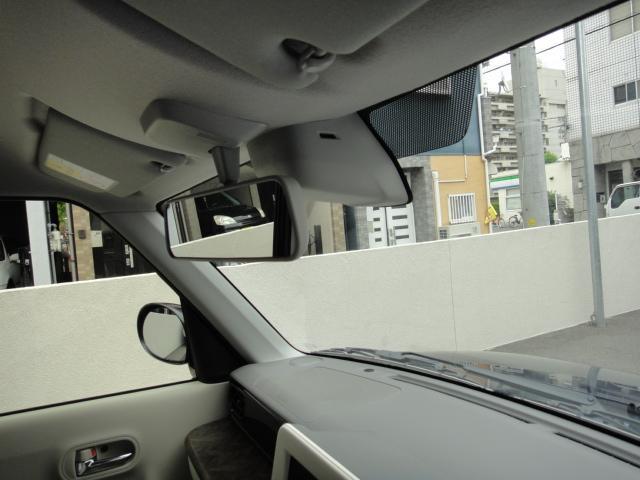 モード 軽自動車 レーダーブレーキ スズキ保証付(9枚目)