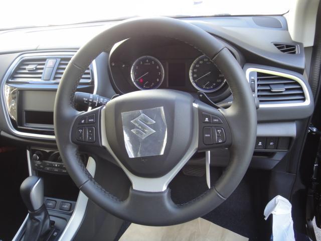 1.6 4WD レーダーブレーキII 未登録車 スズキ保証付(11枚目)