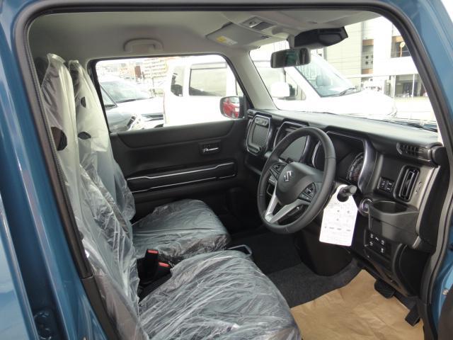 Jスタイルターボ スズキ5年保証付 特別仕様車 セーフティサポート 軽自動車(7枚目)