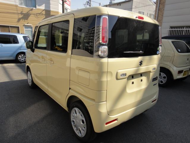 ハイブリッドG スズキ5年保証付 2型 両側スライドドア 軽自動車(19枚目)
