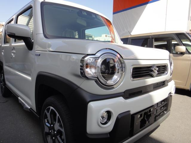 ハイブリッドXターボ スズキ5年保証付 セーフティサポート 軽自動車(5枚目)