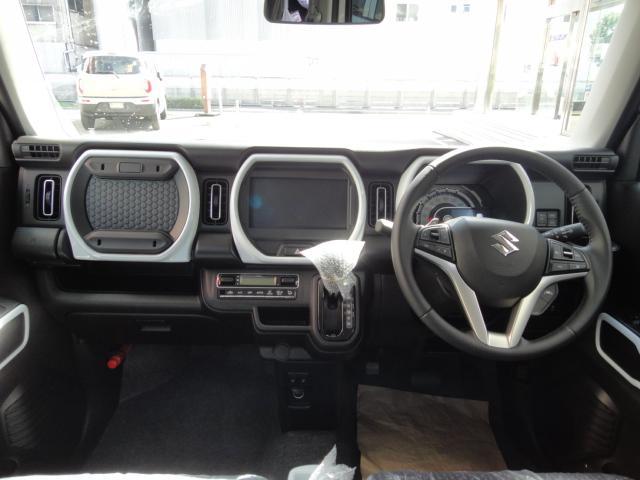 ハイブリッドXターボ スズキ5年保証付 セーフティサポート 軽自動車(9枚目)