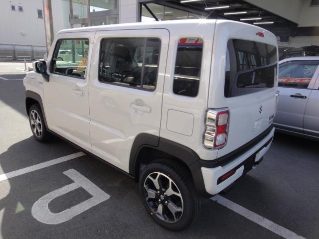 ハイブリッドXターボ スズキ5年保証付 セーフティサポート 軽自動車(19枚目)