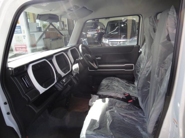ハイブリッドXターボ スズキ5年保証付 セーフティサポート 軽自動車(21枚目)