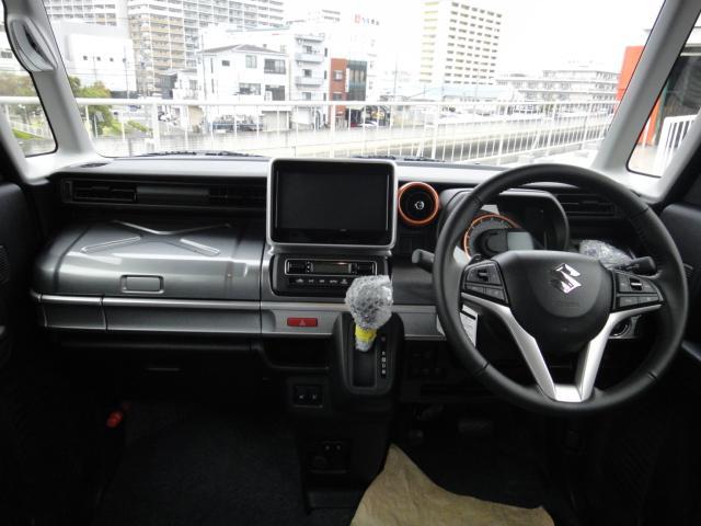 ハイブリッドXZ ターボ 2トーンルーフ スズキ5年保証付 2型 セーフティサポート 軽自動車(9枚目)
