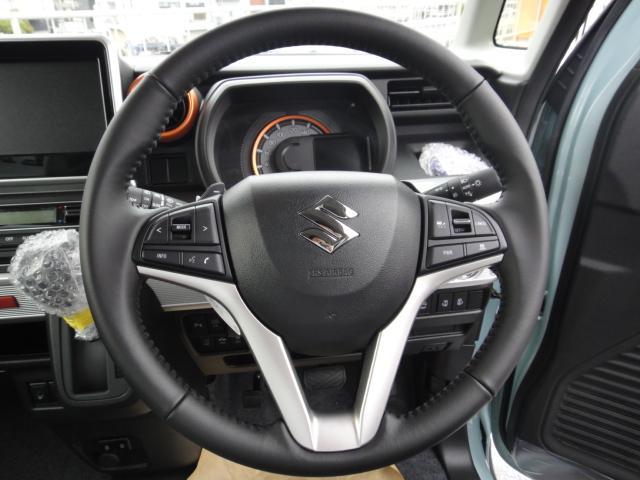 ハイブリッドXZ ターボ 2トーンルーフ スズキ5年保証付 2型 セーフティサポート 軽自動車(11枚目)