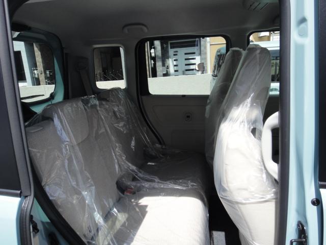 ハイブリッドX 2トーンルーフ 2型 セーフティサポート スズキ5年保証付 軽自動車(8枚目)