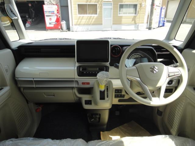 ハイブリッドX 2トーンルーフ 2型 セーフティサポート スズキ5年保証付 軽自動車(9枚目)