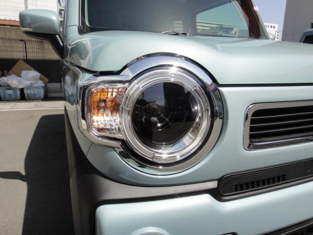 ハイブリッドX スズキ5年保証付 セーフティサポート 軽自動車(5枚目)