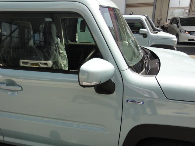 ハイブリッドX スズキ5年保証付 セーフティサポート 軽自動車(6枚目)
